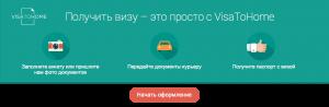 Online-сервис, позволяющий максимально упростить получение визы для граждан Российской Федерации